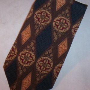 Bill Blass all silk mens necktie 56 in.